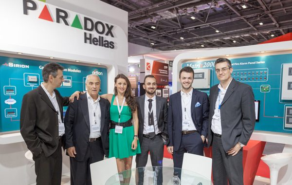 H Paradox Hellas στην Firex International 2014