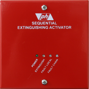 Extinguishing Sequential Activator