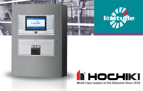 Η Paradox Hellas A.E. Systems Partner της Hochiki / L@titude Addressable Fire Panel